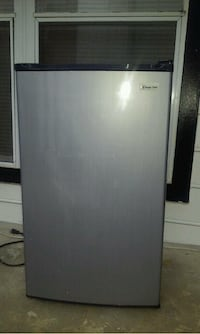 Gray magic chef personal refrigerator Sandy Springs, 30328