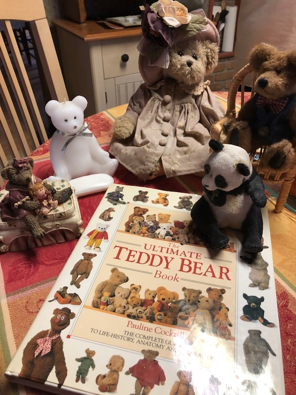 ultimate teddy bear book