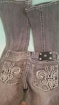Miss Me grey boot jeans Henderson, 89014