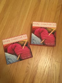 Cozy Crochet Kit, Project, Arts, Crafts, Sewing, Bundle, Box, Kit, Gift, Learn, instructions, do it yourself, Box, Kids, Sew, Yarn, Blanket, Gloves, Kit, Gift, How to Robbinsdale, 55422
