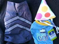 Small puppy birthday outfit Mobile County, 36607