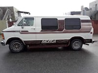 Dodge - Ram Van - 1989 San Francisco, 94124