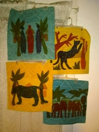 AFRICAN ART PAINTED ON CLOTH Lake Wales, 33859