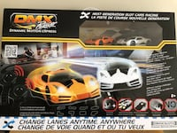 Brand New DMXSLOTS DMX Racer Next Generation Slot Car Racing Package with Instant Speed Controllers Calgary, T2W