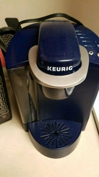 black and gray Keurig coffeemaker Alexandria, 22314