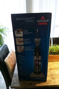 AEROSWIFT COMPACT BISSELL BAGLESS VACUUM