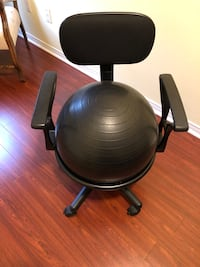 AGM Ball  Chair Deluxe in new condition. Mississauga, L5M 0A5