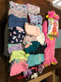 Girls size 18 month and 2T clothes lot Middleburg, 32068