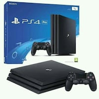Play station 4pro for sale  Toronto, M2K 3A8