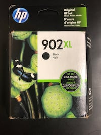HP 902XL Black Ink Cartridge Gainesville, 20155