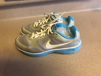 PreOwned Nike Free XT Everyday Fitsole Women's Gray Gym Training Shoes Size 6 Aiea, 96701