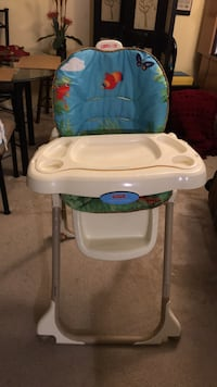 Baby & Toddler High Chair Laurel, 20707