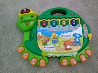 green and yellow Vtech learning toy Albuquerque