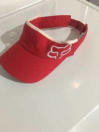 FOX RACING VISOR / HAT  1946 km