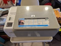 HP Photosmart C4200 All-In-One Inkjet Printer with ink, $20, McLean, VA McLean