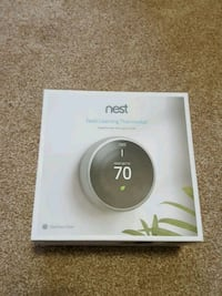 Nest learning thermostat Clifton, 20124