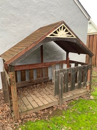 Outdoor play house