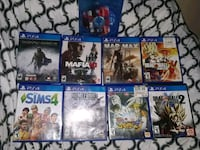 Ps4 games Montgomery, 36106