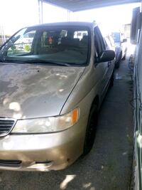 1999 Honda Odyssey SOLD AS IS..O.B.O Lancaster