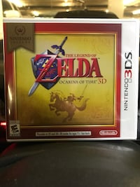Ocarina of time 3ds Los Angeles, 90063