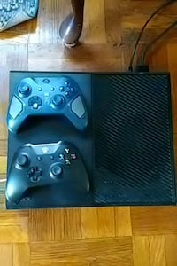 black Xbox One console with controller Baltimore, 21218