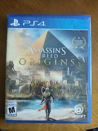 Assassin's Creed Origins - PS4 - Brand New