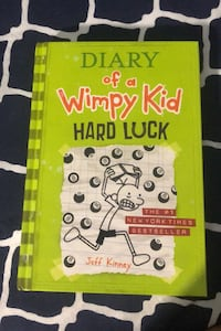 Diary of a Wimpy Kid Hard Luck Chantilly, 20151