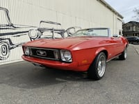 1973 Ford Mustang Benicia