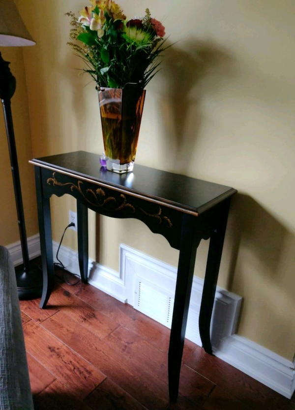 """Table accent, 31.5"""" wide x 12"""" deep x 30.5"""" high"""