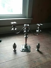 Wallace candlestick and salt and pepper shakers n  Fort Wayne, 46805
