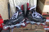 Youth size 5 rollerblades