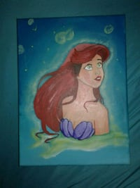 Ariel painting Great Falls, 59404