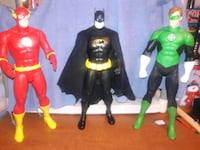 two green and black action figures 653 mi