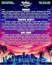 ROLLING LOUD TICKETS FOR SALE Kissimmee, 34758