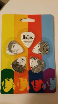 The Beatles Guitar Picks