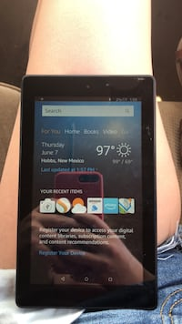 kindle fire Hobbs, 88242