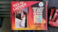 Res-Q-Ladder emergency ladder box Huntington Beach, 92647
