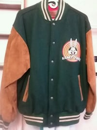 Looney Tunes Bugs Bunny Letterman Jacket