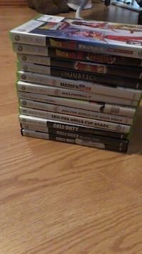 Xbox 360 game case lot Cumming, 30040