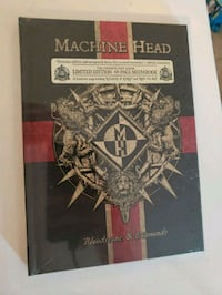 Machine Head sealed  Edmonton