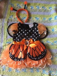 6-12 month Butterfly Costume.  Calgary, T2A 1B7
