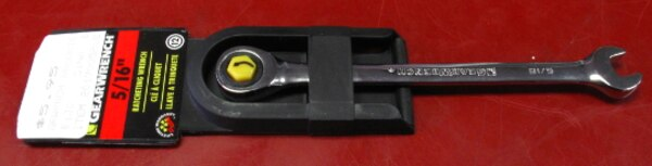 """GearWrench 5/16"""" Ratcheting Wrench bedb4272-0970-40bb-b0d1-735363e0c5bb"""