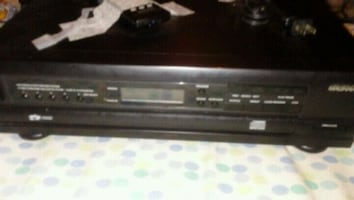 Magnavox multiplayer 5 cd player