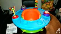 Summer infant seat with activity tray. EUC Saint Petersburg, 33702
