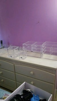 Acrylic Makeup Storage Set Ashburn, 20147