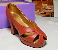 Just The Right Shoe 'Ravishing Red' #25002