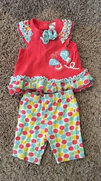 Butterfly outfit (nursery rhymes) - 6 months Hollywood, 20636