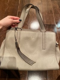 Kate Spade Beige Leather Purse Toronto, M1P 1Y6