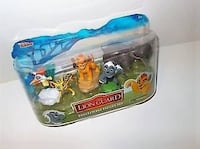 Brand New $5.00 The lion guard - the lion king 5 figure set La Vista, 68128