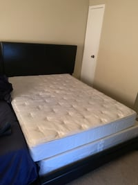 King size bed complete HOUSTON